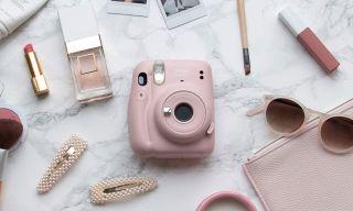 best pink camera