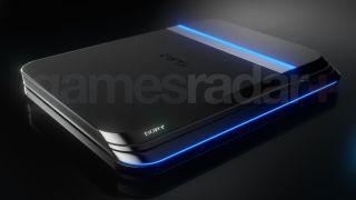PS5 design concept - GamesRadar