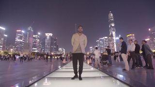 Reggie in Shenzhen