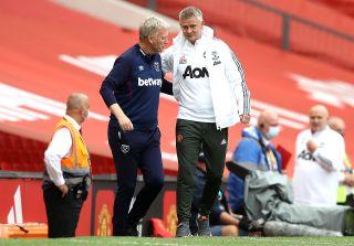 Manchester United v West Ham United – Premier League – Old Trafford