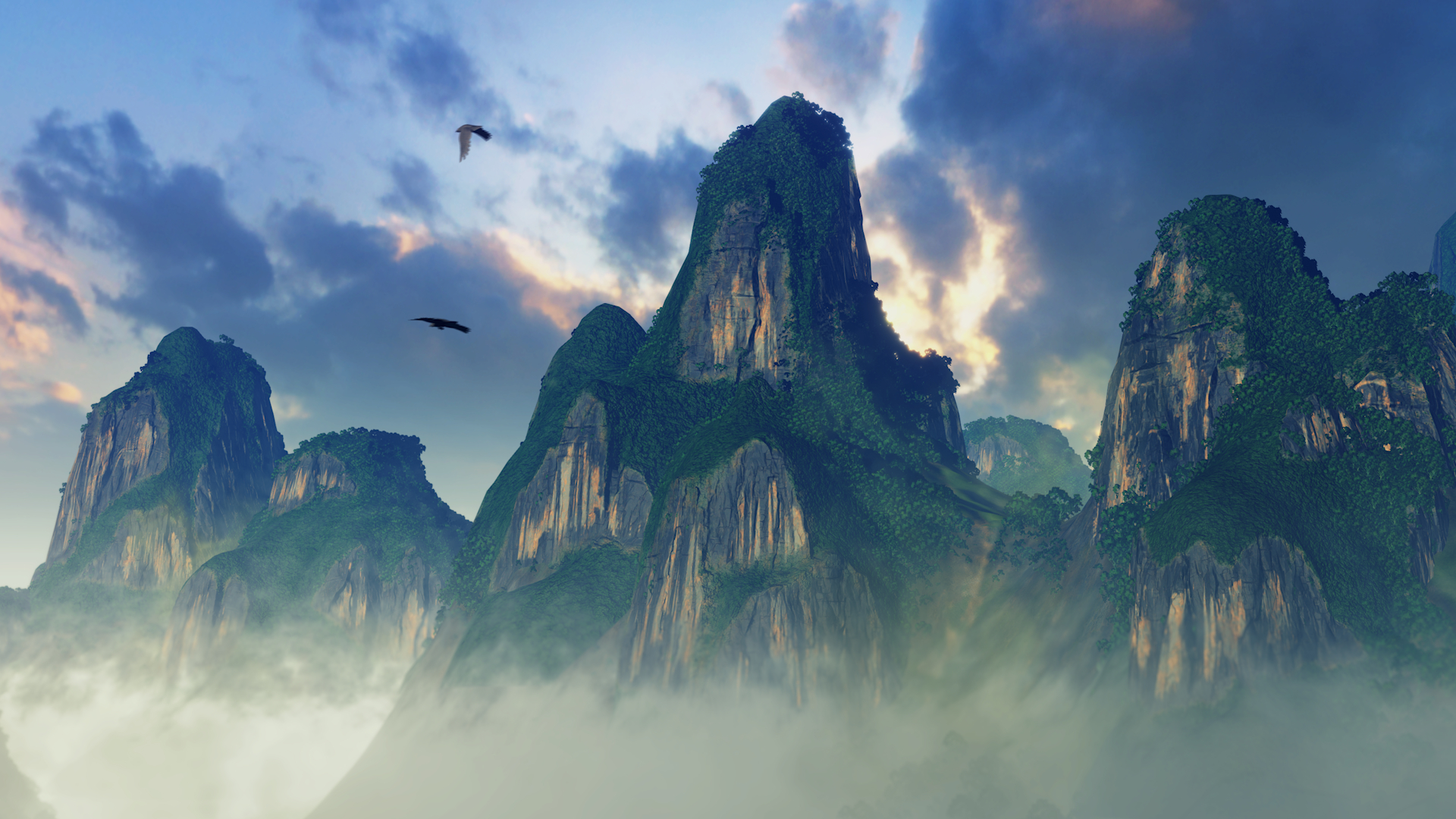 Total War Three Kingdoms New Trailer Takes Us On A Scenic Tour