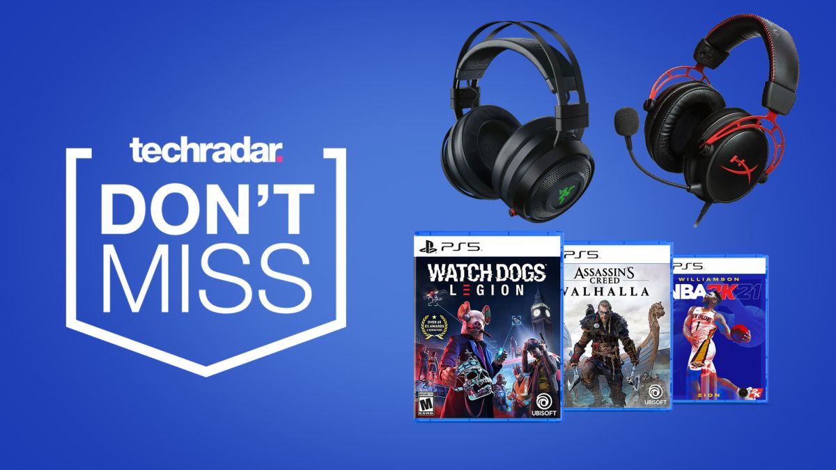 Presidents' Day sales: PS5 deals offer big savings on top games and accessories