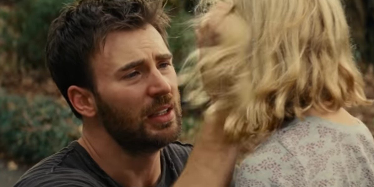 Chris Evans in Gifted
