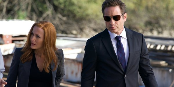 the x files ghouli mulder and scully