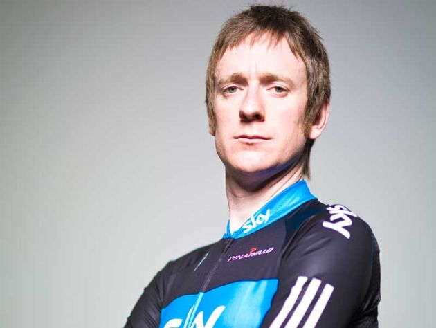 Bradley Wiggins Team Sky professional cyclist 2010[3]