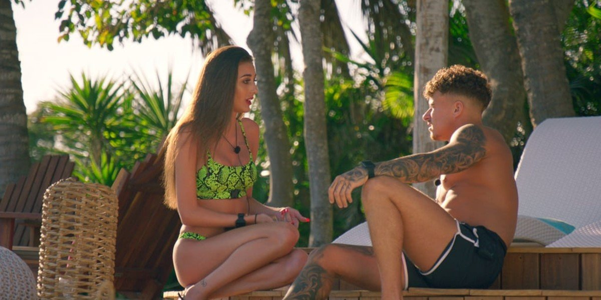 Chloe Veitch and Kori Sampson