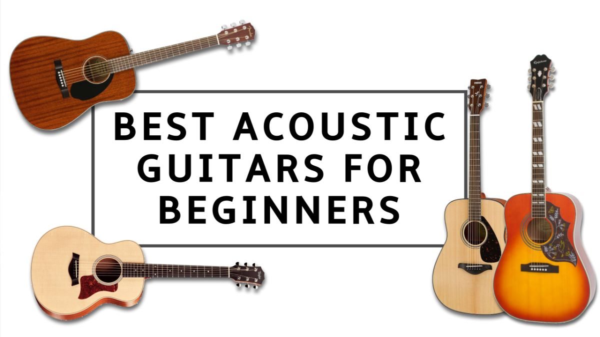 The 10 best acoustic guitars for beginners 2020: easy strummers for new acoustic guitar players