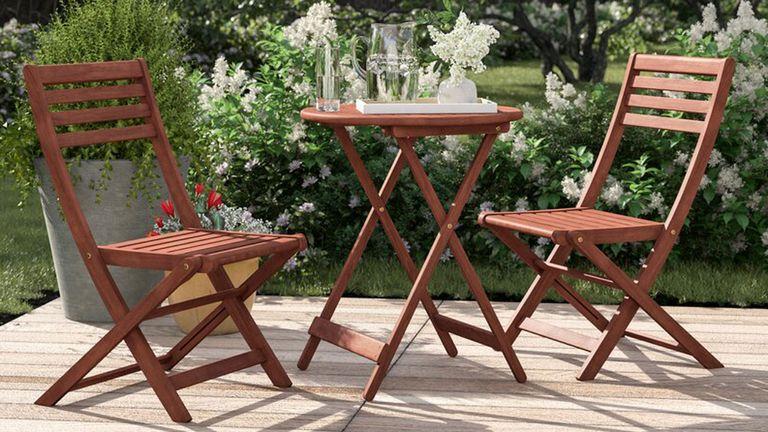 Wayfair garden sale: Andover bistro set