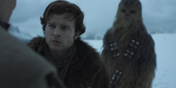 Alden Ehrenreich han solo star wars chewbacca