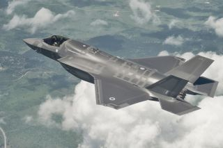 F-35 Joint Strike Fighter Test Flight
