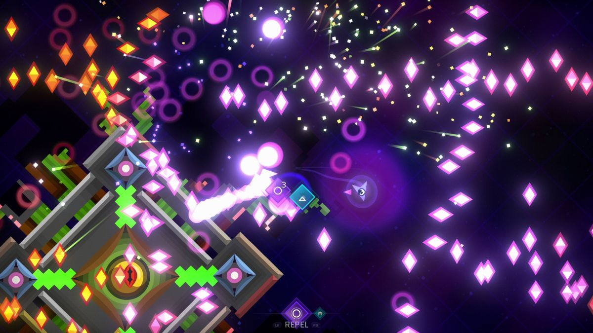 Rust and Garry's Mod devs release Chippy, a bullet hell shooter