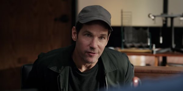 Paul Rudd Says His Daughter Can't Get Enough Of Drawing Ant-Man
