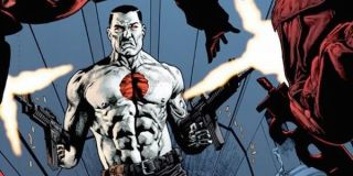 Bloodshot in the comics