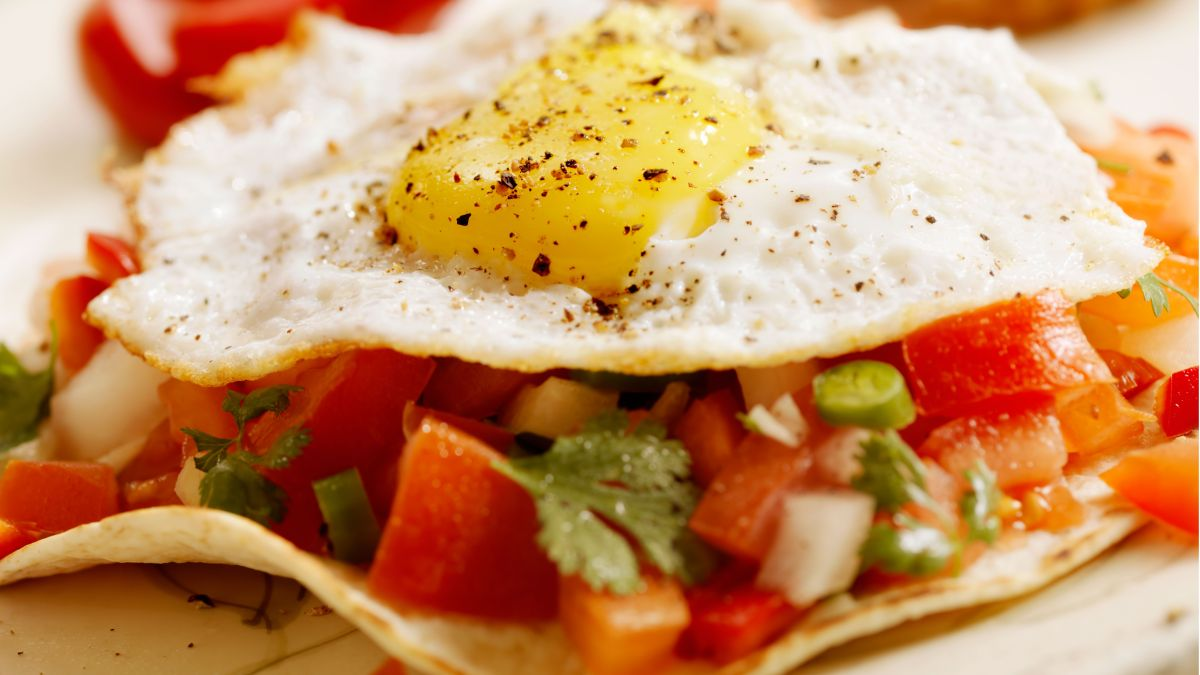 Huevos rancheros: the easiest recipe for a healthy brunch