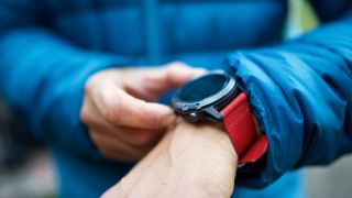 Best GPS Watches: Man wearing one of our best gps watches