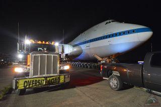 Shuttle Carrier Aircraft, NASA 905