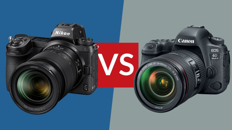 Should I buy a DSLR or mirrorless camera?