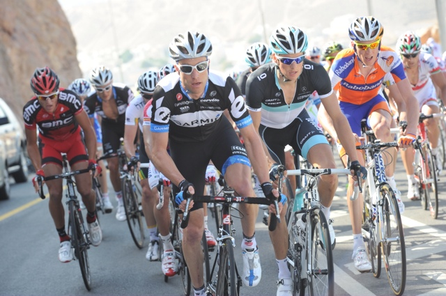 Tour of Oman 2011, stage two