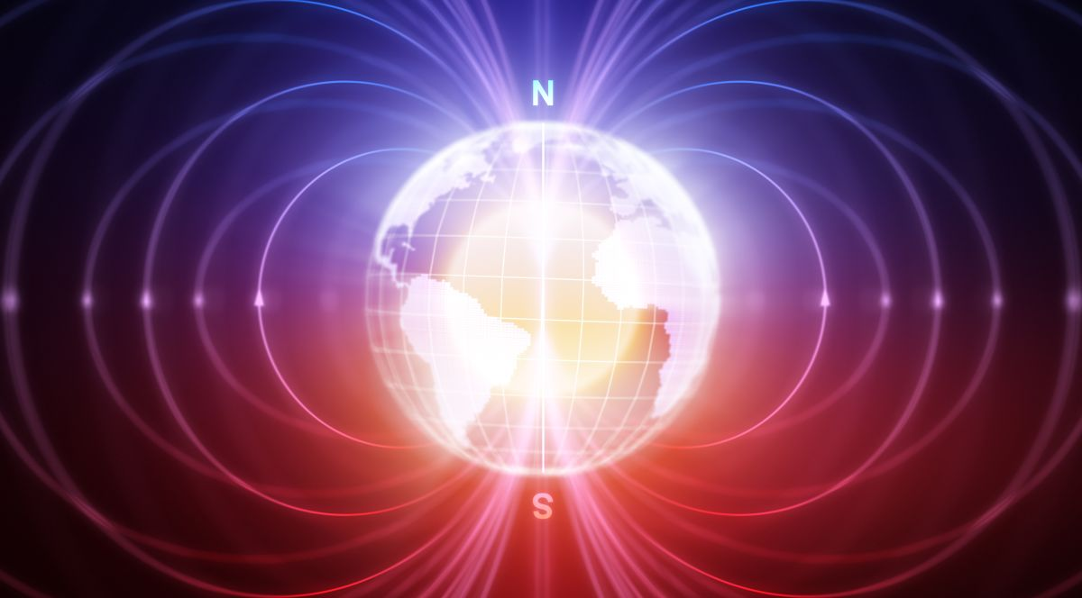 Earth's magnetic field may change faster than we thought — new research