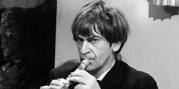 doctor who patrick troughton