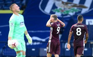 West Bromwich Albion v Leicester City – Premier League – The Hawthorns