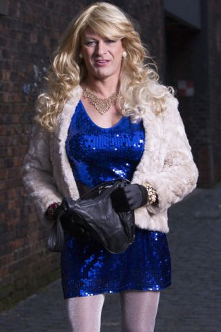 Sean Bean: 'I went out in drag!'
