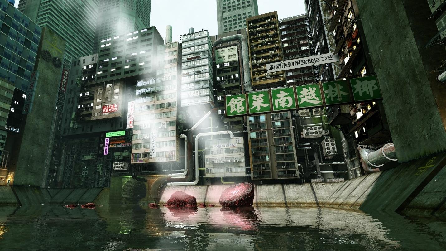 Fight through a demo of cyberpunk Half-Life 2 mod NeoTokyo Kshatriya