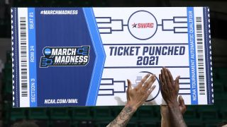 March Madness takes place from March 18-April 5, 2021.