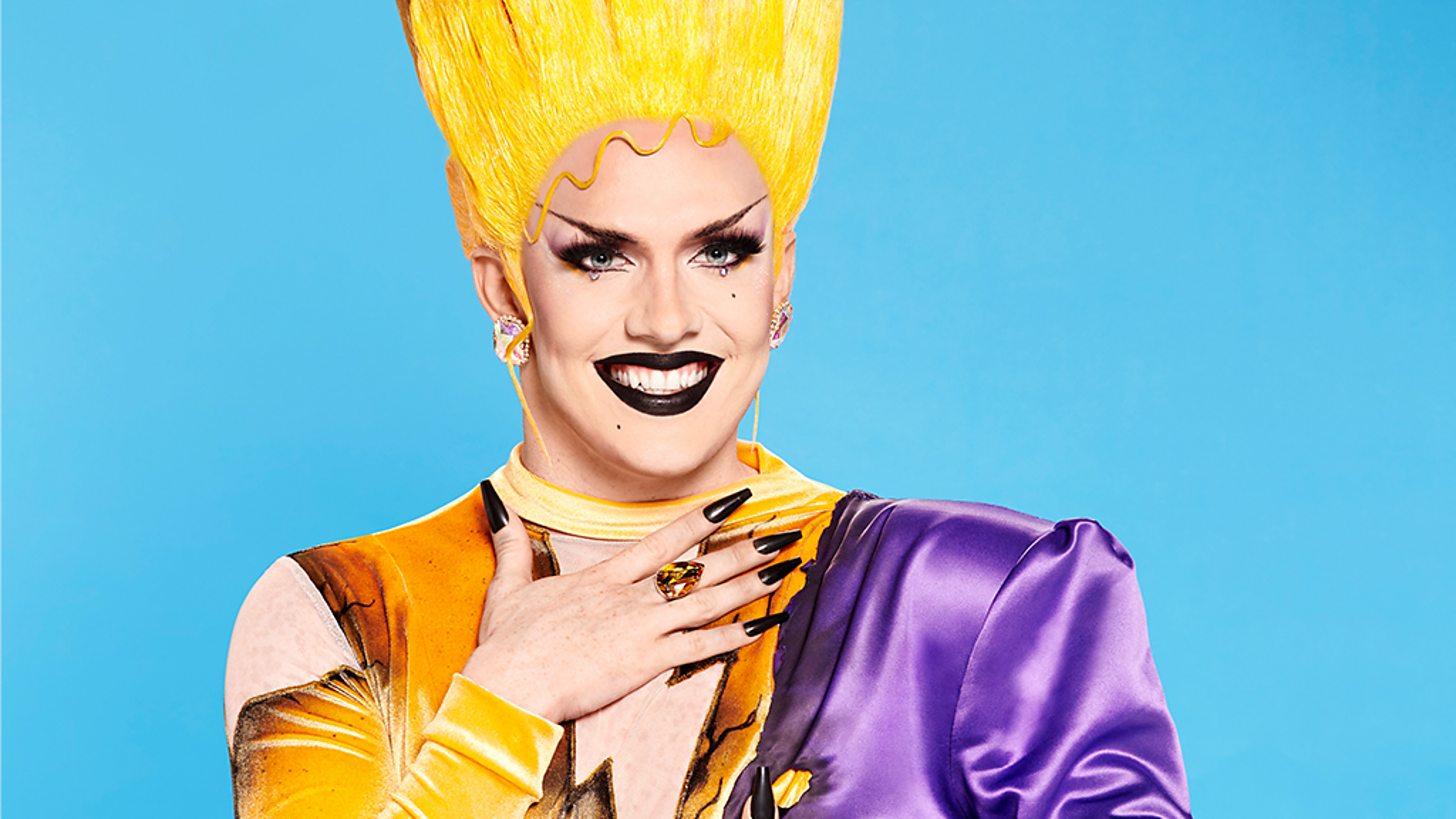 RuPaul's Drag Race contestant Elektra Fence