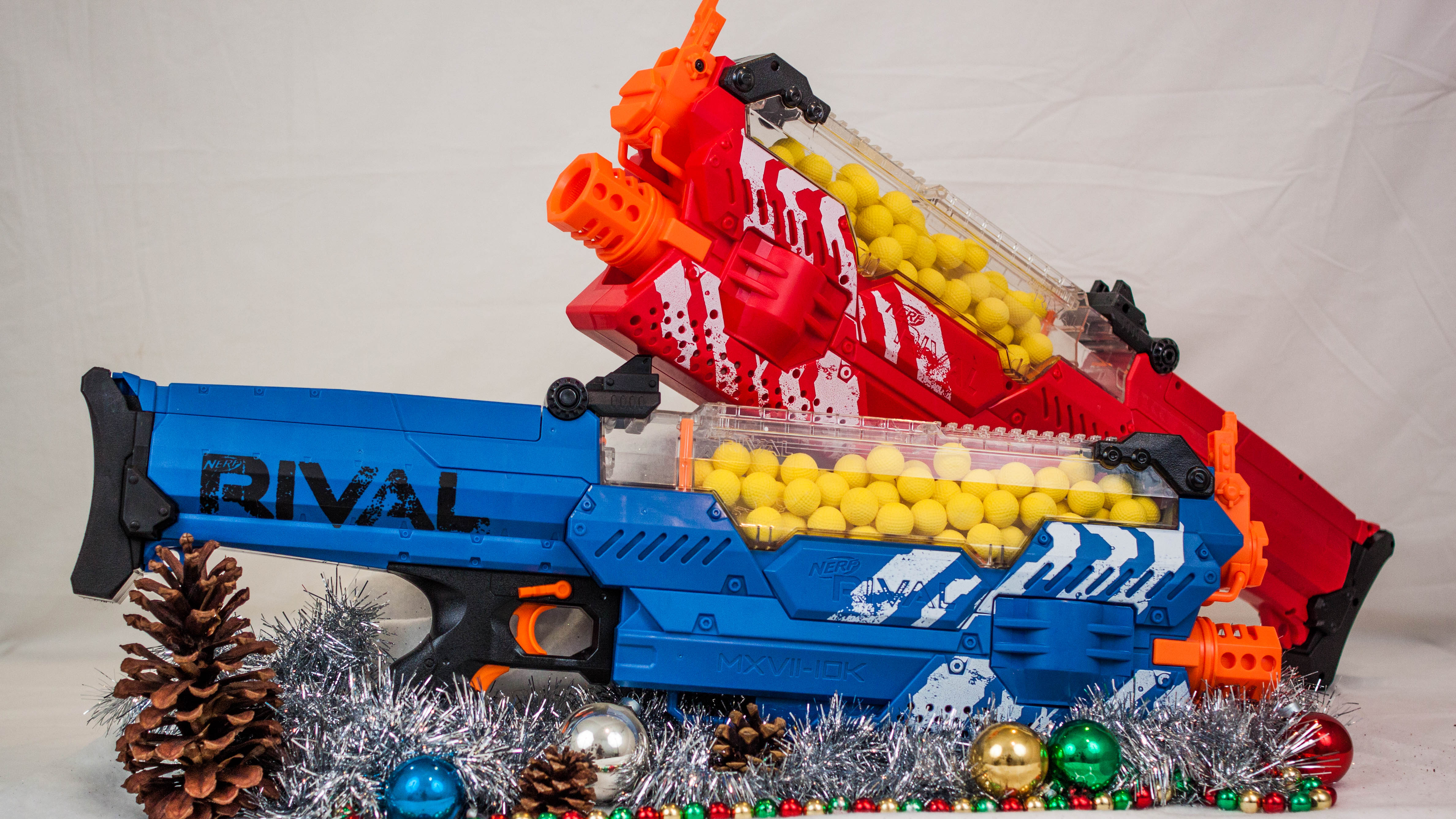 Nerf Rival Blaster: 15% off top toy of 2017 in Toys R Us Black Friday deal  | TechRadar
