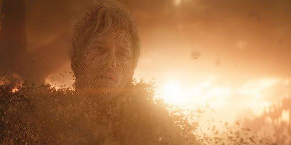 star lord dust infinity war