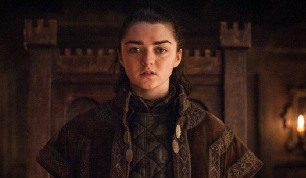 Arya Stark Maisie Williams Game Of Thrones HBO