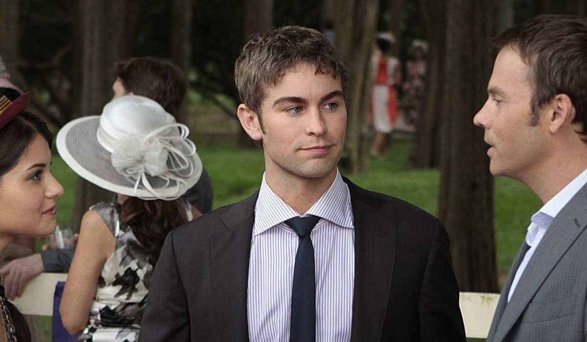 Gossip Girl Nate Archibald Chace Crawford The CW