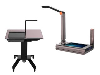 HoverCam Pilot X wireless digital podium and Ultra 10 document camera