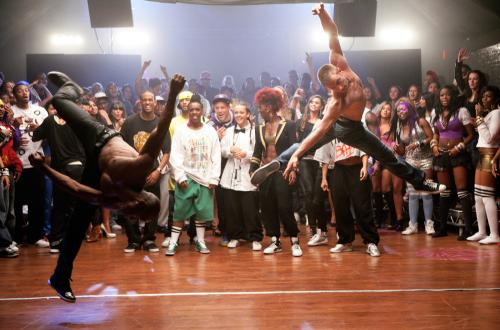 StreetDance 3D - Richard Winsor's ballet dancer Tomas impresses clubbers in the teen dance musical