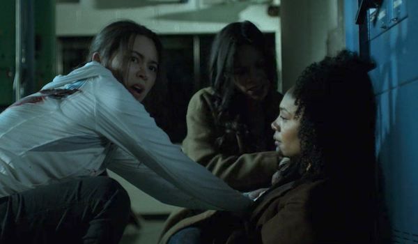 misty losing her arm on the defenders