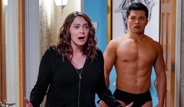 Rebecca Bunch Paula Donna Lynne Champlin Rachel Bloom Crazy Ex-Girlfriend The CW
