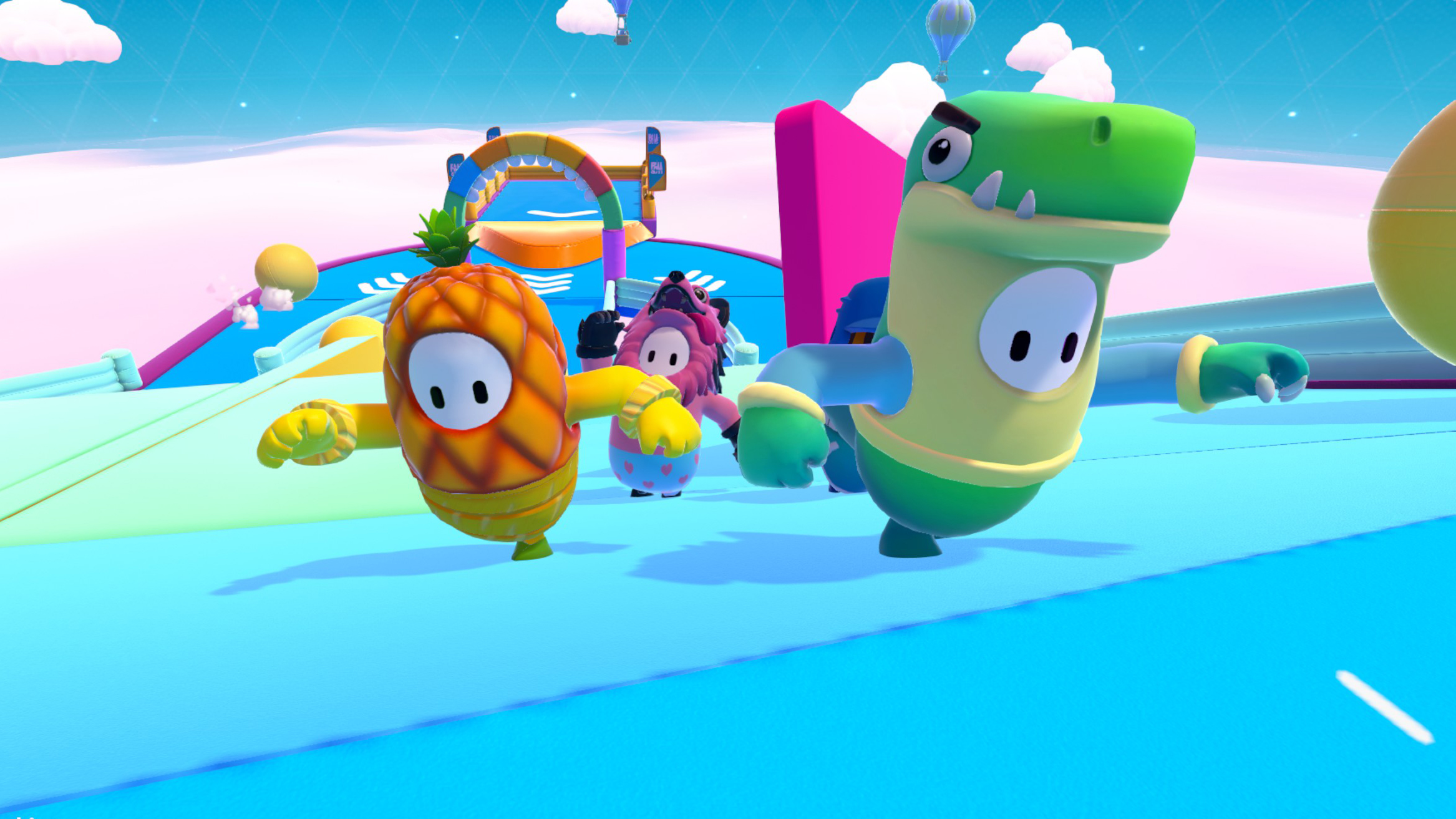 Fall Guys: Ultimate Knockout review | PC Gamer