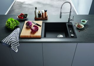 kitchen sink from Blanco