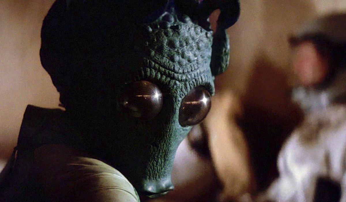Greedo Star Wars: A New Hope