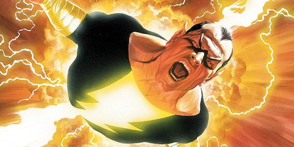 Black Adam Alex Ross comics