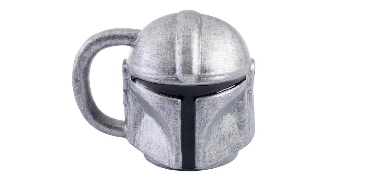 Mandalorian Helmet Coffee Mug