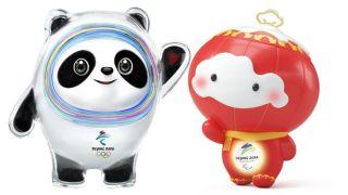 Beijing 2022 mascots