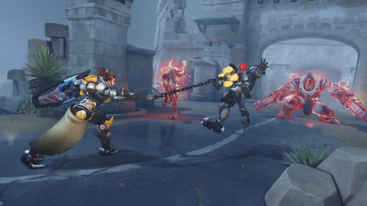 Overwatch Archives 2020 is bringing back all three backstory missions with new challenges