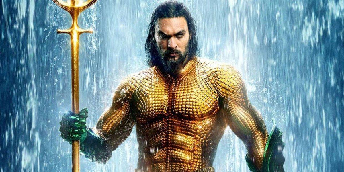 Jason Momoa returning for Aquaman 2