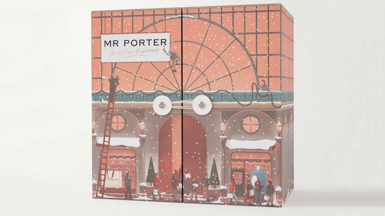 Mr Porter advent calendar 2021