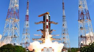 Indian Polar satellite launch vehicle