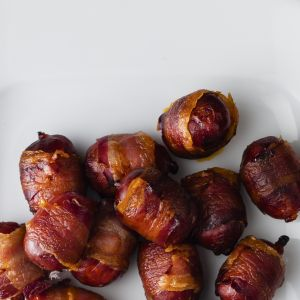 This alternative take on a classic 'pig in blanket' will leave you hungry for more