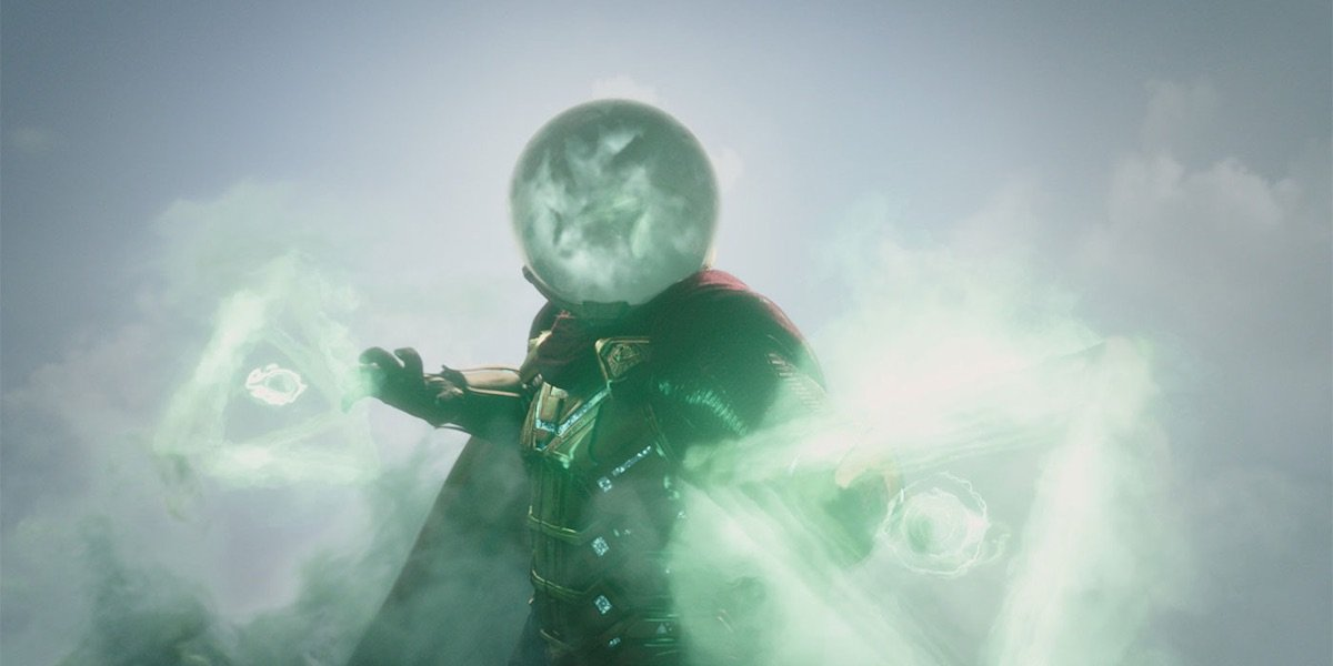 Spider-Man 3 Set Photos Reveal Intriguing Mysterio Easter Eggs