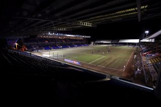 Peterborough United v Ipswich Town – Sky Bet League One – Weston Homes Stadium